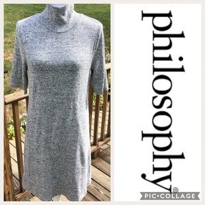 Philosophy Fully Lined Sweater Dress Medium ⭐️